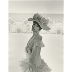 """Audrey Hepburn """"Eliza Doolittle"""" photo by Cecil Beaton from My Fair Lady from Hepburn's collection."""