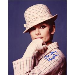 Audrey Hepburn signed photograph from How to Steal a Million.