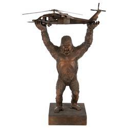 "Original ""Kong"" maquette from King Kong."