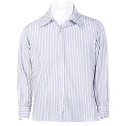 Frank Sinatra's Personal Custom Tailored Shirt.
