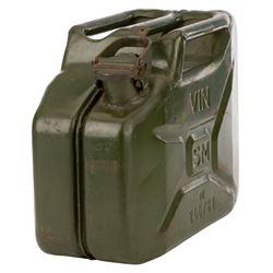 Jurassic Park III gas can prop.
