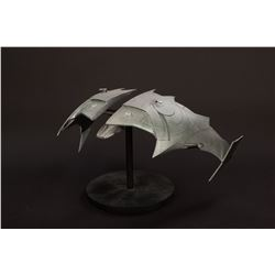 """Original maquette for the """"Green Goblin"""" Glider from Spider-Man."""