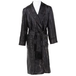 """George Clooney """"Miles"""" lounging ensemble from Intolerable Cruelty."""