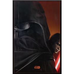 Star Wars collection of (12) rolled posters.