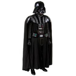 "Original Lucasfilm-sanctioned N.J. Farmer ""Darth Vader"" promotional costume for Empire & Jedi"