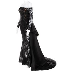 Penelope Cruz's gown worn at the 75th Golden Globe Awards.