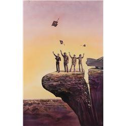 Joann Daley poster artwork for Fandango.