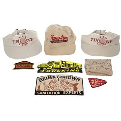 """Kevin Costner """"Roy McAvoy"""" (9) piece accessories from Tin Cup."""