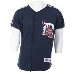 Kevin Costner  Billy Chapel  (5) piece tiger logo baseball ensemble from For the Love of the Game.