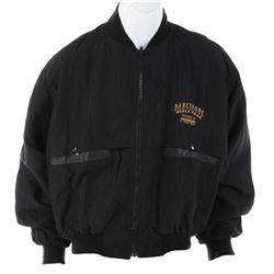 Michael Jackson Dangerous World Tour black tour jacket.