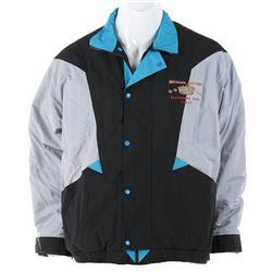 Michael Jackson Dangerous World Tour staff jacket.