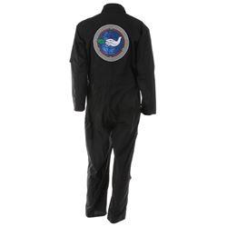 Michael Jackson Dangerous World Tour crew flight suit.