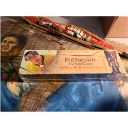 Polynesian Cultural. Cat A