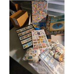 Assortment of Postage Stamps Cat A