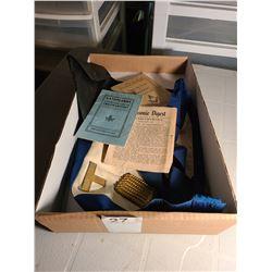 Masonic Artifact A