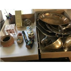 Silver plate and more Cat A