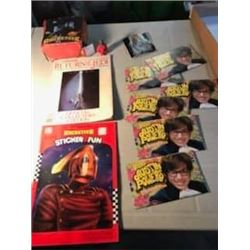 Star Wars  Return of The Jedi & Austin Powers Collecibles. Cat A