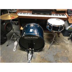 Drum set cat C