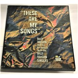Records Box Set - The Billy Vaughn Singers