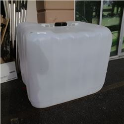 1000 LITER FOOD GRADE LIQUID CONTAINER