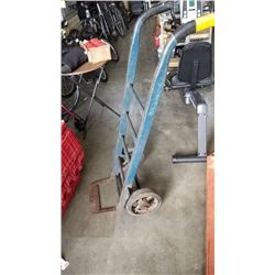 HEAVY DUTY METAL HARD WHEEL DOLLY