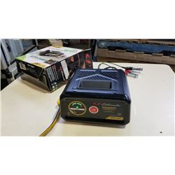 SCHUMACHER 10A BATTERY CHARGER  IN BOX