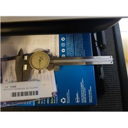 MITUTOYO NO505-629 .001 CALIPER MICORMETER