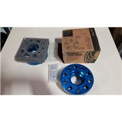 PAIR OF NEW SPIDER TRAX OFFROAD ALUMINUM WHEEL SPACERS