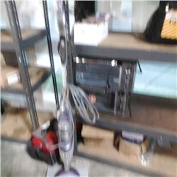 2 TOASTER OVENS AND STEAM MOP