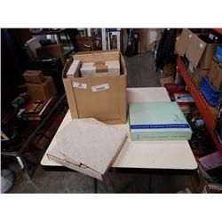 BOX OF GREGORY PERILLO NATIVE COLLECTOR PLATES