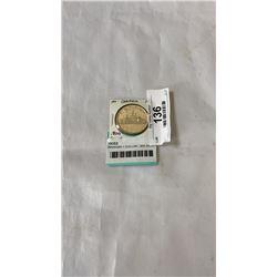 1966 CANADIAN 1 DOLLAR  .800 SILVER