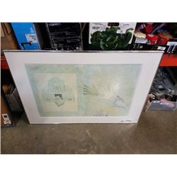 PRELUDE TO PROLOGUE BY VALERIE METZ 2/15 V.E. LEP, ETCHING, GALLERY PRICE $650