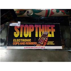 STOP THIEF ELECTRONIC COPS AND ROBBERS