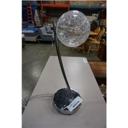 MODERN BOUCLAIR LAMP