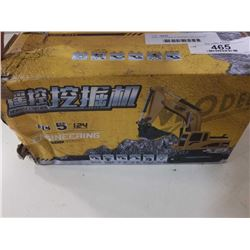 NEW 1:24 SCALE 6 CHANNEL EXCAVATOR
