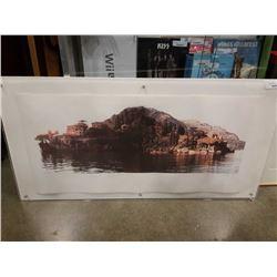 GENIUS LOCI BY VALERIE METZ, 1/10 INKJET ON ARCHES, GALLERY PRICE $1500