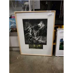 ARE FORESTS FOSSILS BY VALERIE METZ, 1/1 ART GALLERY PRICE $500