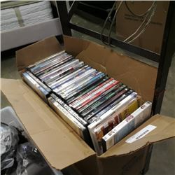 BOX OF 100+ DVDS