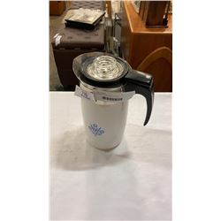 CORNING WARE MCM COFFEE PURCULATOR