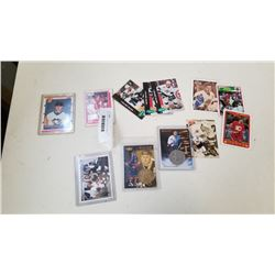 LOT OF NHL LEGENDS HOCKEY CARDS