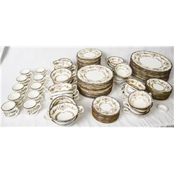 Collectilbe - 63 Pc Minton Hampshire China Set