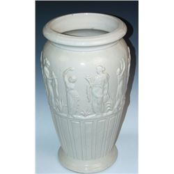 Collectible - Burley - Winter Floor Vase