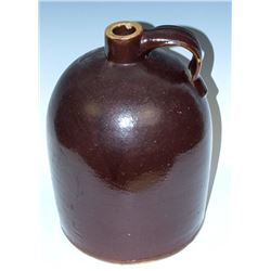 Collectible - Brown 1 Gallon Stonewear Jug