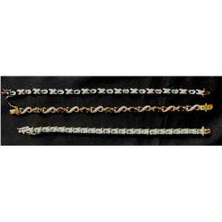 Jewelry - 3 pc Sterling Silver Bracelets