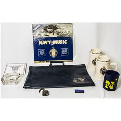 Collectible - Numerous Piece Navy Naval Academy Military