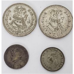 Coins - Foreign Silver Coins