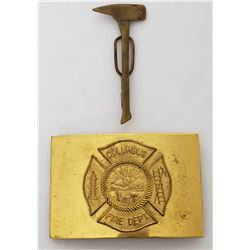 Collectible - Vintage Fire Department Memorabilia