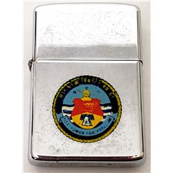 Collectible - USS New Jersey BB 62 Lighter