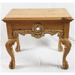 Collectible - Solid Wood Console Table