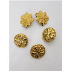 Collecitble - Vintage Fireman Uniform Pins